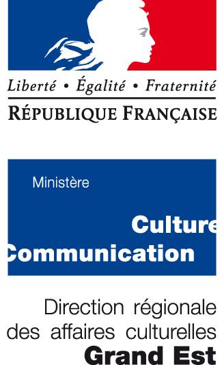 logo DRAC Grand-Est